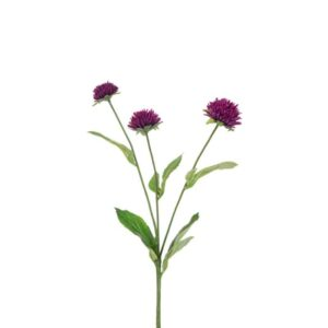 Floralsilk Clover Spray Stem (53cm)