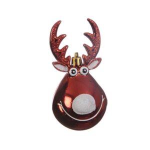 Shatterproof Reindeer with Hanger