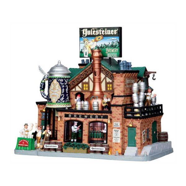 Lemax Yulesteiner Brewery