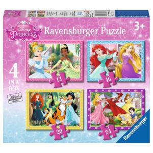 Disney Princess 4 in a box