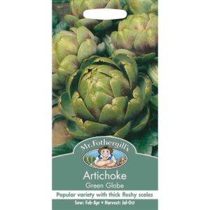 Mr Fothergill's Artichoke Green Globe Seeds
