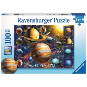 Ravensburger Puzzle The Planets XXL 100 pieces