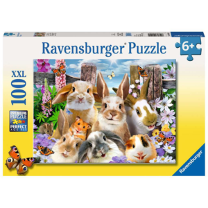 Ravensburger Rabbit Selfie XXL 100 pieces