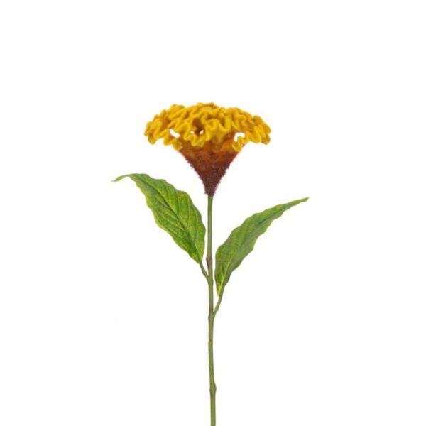 Floralsilk Celosia Spray Stem (62cm)