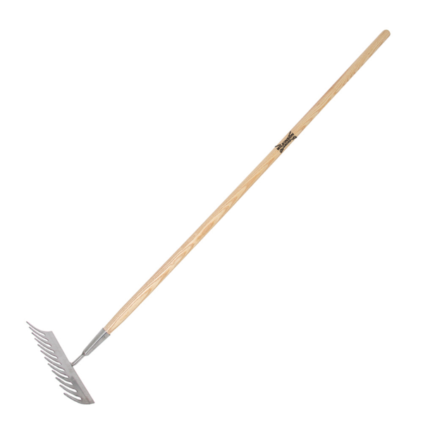 Wilkinson Sword Stainless Steel Soil Rake #1111117W