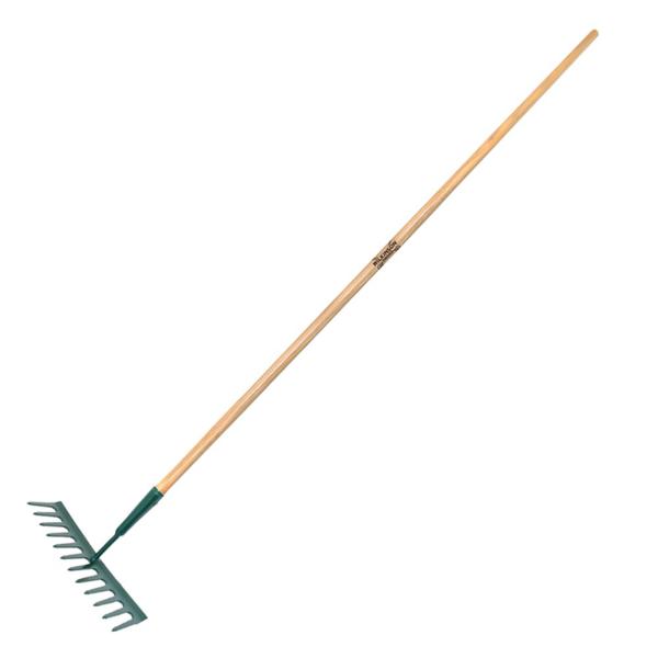 Wilkinson Sword Carbon Steel Garden Rake #1111206WR