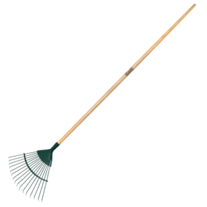 Wilkinson Sword Carbon Steel Lawn Rake #1111207WR