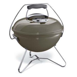 Weber Smokey Joe® Premium Charcoal Barbecue 37cm (Smoke Grey)