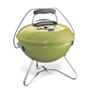 Weber Smokey Joe® Premium Charcoal Barbecue 37cm (Spring Green)
