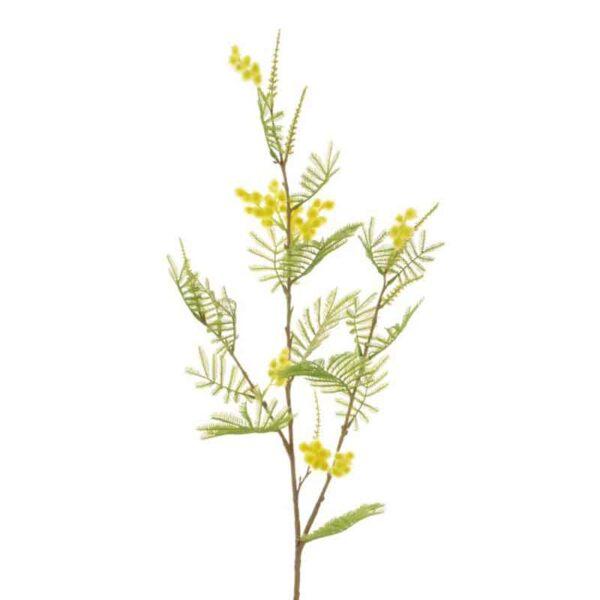 Floralsilk Mimosa Spray Stem (87cm)