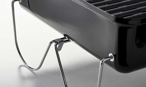 Weber Go-Anywhere Gas Barbecue Plated Steel Legs