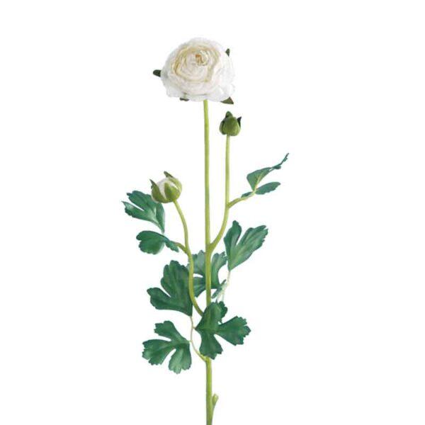 Floralsilk Ranunculus Spray x 1 70cm