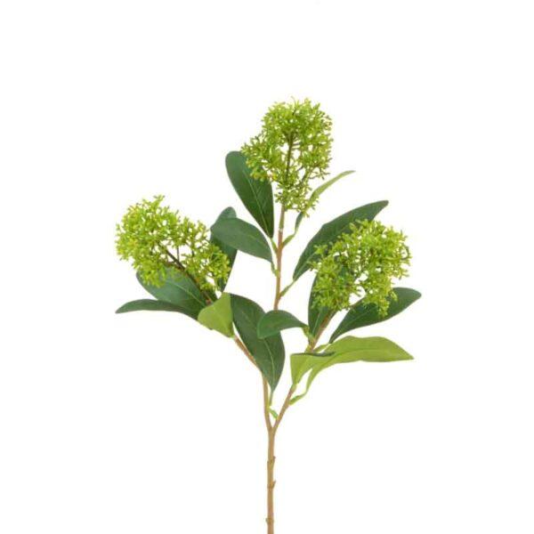 Floralsilk Skimmia Spray (64cm)