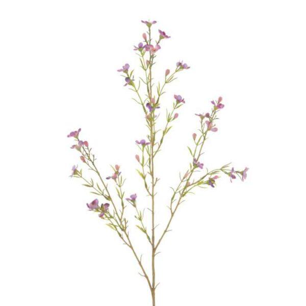 Floralsilk Wax Flower Spray Stem (78cm)