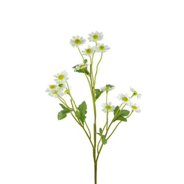 Floralsilk Mini Bee Daisy Spray (43cm)