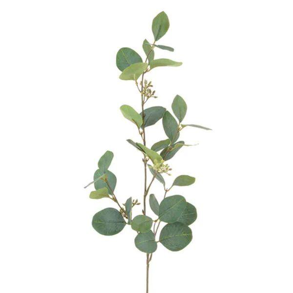 Floralsilk Eucalyptus Spray with Berries (76cm)