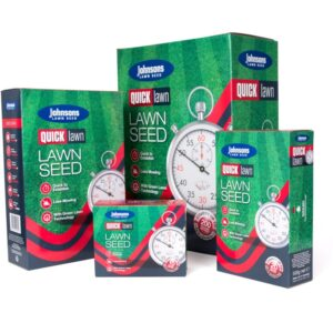 Johnsons QUICK lawn Lawn Seed