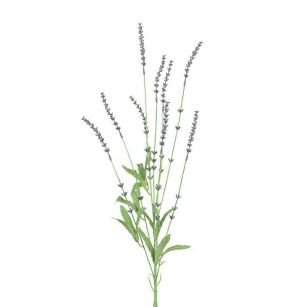 Floralsilk English Lavender Spray (85cm)