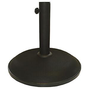 15kg Sturdi Black Concrete Parasol Base