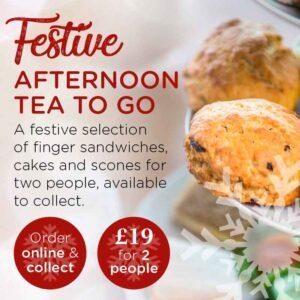 Festove Afternoon Tea To Go