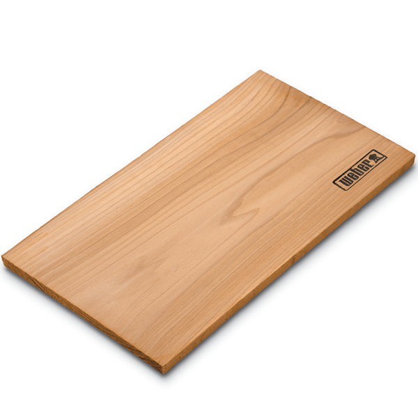 Weber Western Red Cedar Wood Plank (this pack contains 2 pcs)