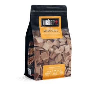 Weber Beech Wood Chips for BBQ Smoking