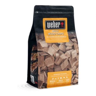Weber Beech Wood Chips for BBQ Smoking
