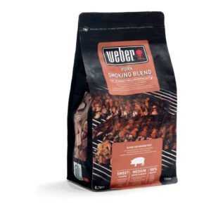 Weber Wood Chips - Pork Smoking Blend