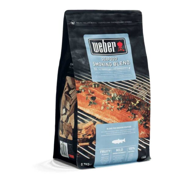 Weber Wood Chips - Seafood Smoking Blend