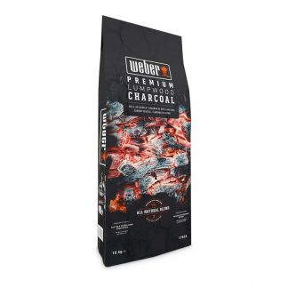 Weber Premium Lumpwood Charcoal 5Kg Bag