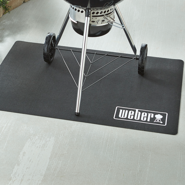 Weber Barbecue Floor Protection Mat (120 x 80 cm) #17897