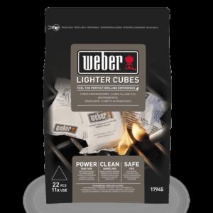 Weber Barbecue Lighter Cubes (22 pcs)