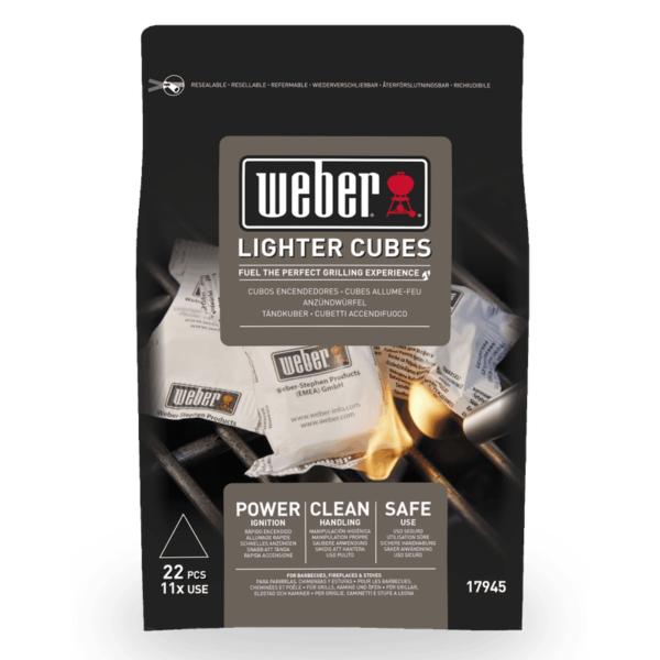 Weber Barbecue Lighter Cubes (22 pcs)