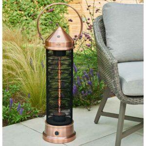 1800W Medium Lantern 84cm in use