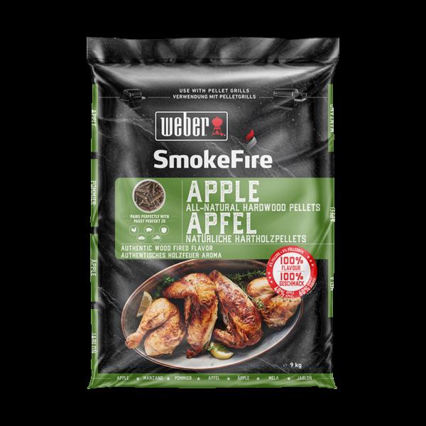 Weber SmokeFire All-Natural Hardwood Pellets - Apple