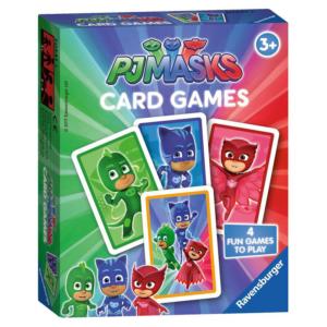 Ravensburger PJ Masks Card Games
