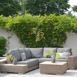 4 Seasons Outdoor - Kingston Corner Lounge Set