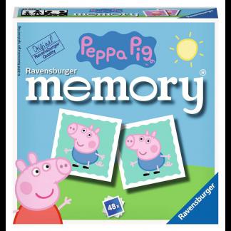 Ravensburger PeppaPig Mini Memory