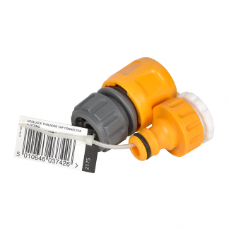 Hozelock Threaded Tap Connector & Fitting