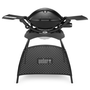 Weber Q 2200 Gas Barbecue with Stand - Black