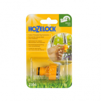 Hozelock Indoor Threaded Tap Connector