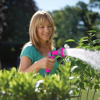 Hozelock Seasons Pink Multi Spray