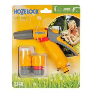 Hozelock Jet Spray Set with 3 settings