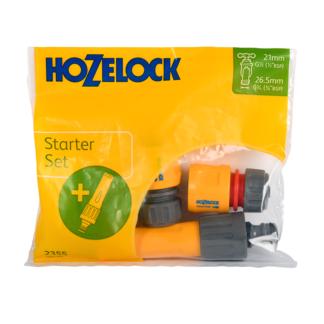 Hozelock Nozzle & Fittings Starter Set