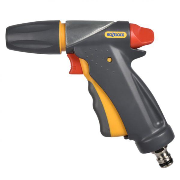 The Hozelock Jet Spray Ultramax with 3 settings