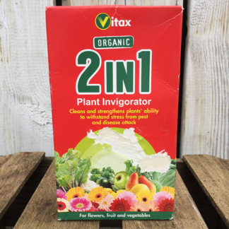 Vitax Organic 2 in 1 Plant Invigorator (250ml) Dilute with water