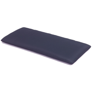 Glencrest Two Seat Bench Cushion Pad in Navy Blue