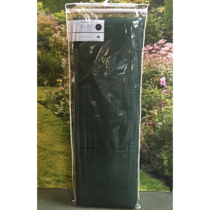 Glencrest CC Collection Green 3 Seat Bench Pad