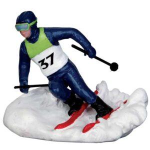 Lemax Slalom Racer Figurine