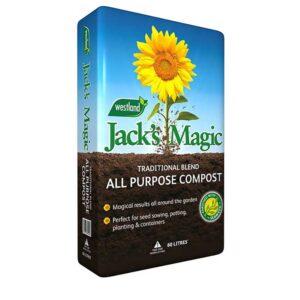 Westland Jack's Magic All Purpose Compost 60L